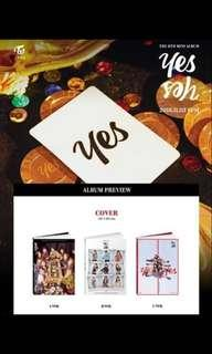 [INC EMS] Twice Yes Or Yes 6th Mini Album
