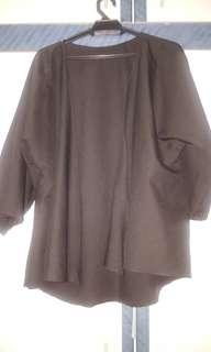 Kimono Cardigan 3 quarter sleeve