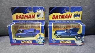 Bat Mobile DC Comics