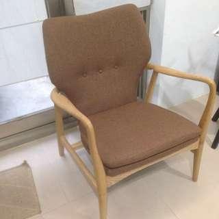 🚚 北歐風格 休閑椅