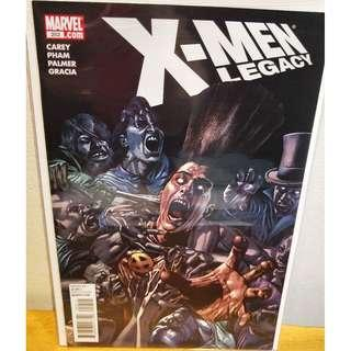 X-Men Legacy #252 1st Endgame Appearance Donny Cates