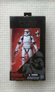 Star Wars Black Series First Order Storm Trooper