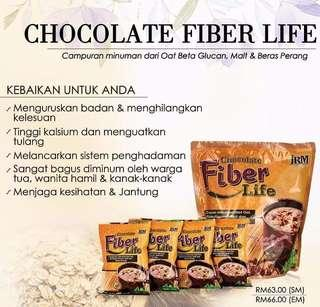 CHOCOLATE FIBER by JAMU RATU MALAYA