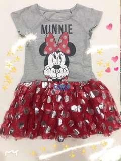 Minnie Mouse Dress tutu