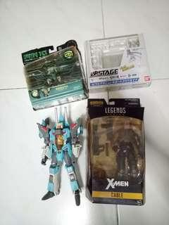 Transformers Brainstorm Marvel Legends Cable