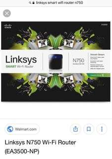 SALE!! Cisco | Linksys Smart Wi-Fi Router N750