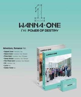 Wanna One - Power of Destiny
