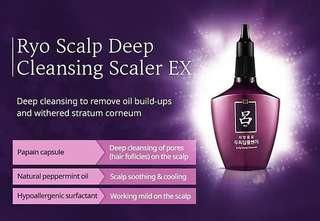 RYO Scalp Deep Cleansing Scaler 145ml
