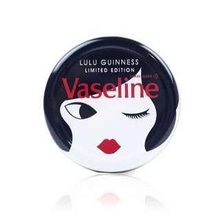 Vaseline 潤唇膏(英國LuLu Guinness限定版)