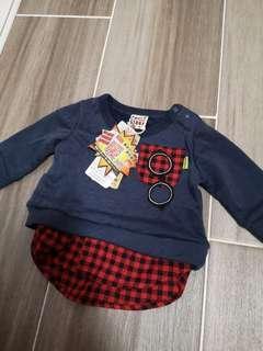 日本baby bb衫