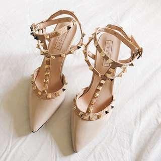 Inspired Valentino Rockstud Heels