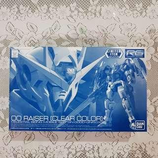 RG 00 Raiser (Clear Colour) limited