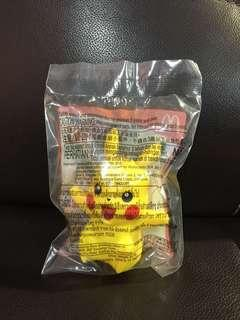 McDonald's Happy Meal Pikachu Pokemon 2018