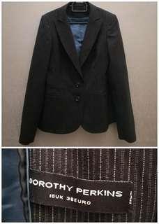 Dorothy Perkins Black Blazer (Original) LIKE NEW!
