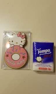 Sanrio Hello Kitty1976 ~2018隨身鏡