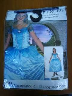 Blue Princess costume (Medium)