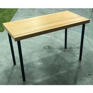 IKEA TORNLIDEN Table Top (Pine Veneer) + ADILS Legs