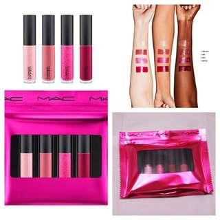 M.A.C Shiny Pretty Things Party Favours Mini Lip Gloss