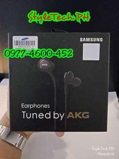 "Samsung AKG earphones with mic and volume control ""Authentic Original"""