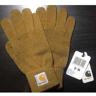Carhartt WIP 手套 Watch Gloves in brown