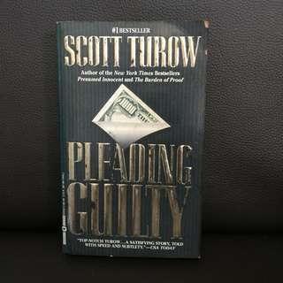 Pleading Guilty by Scott Turow