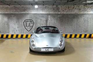 #TVR #TUSCAN SPEED6 4L 2000 HK$420,000
