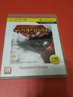 PS3 God of War