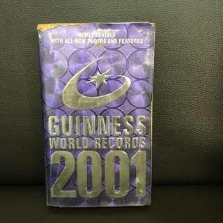 Guinness Book of World Records 2001