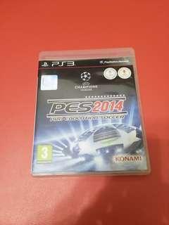 PS3 PES Evolution Soccer 2014