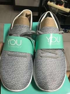 You by Skechers Walk in color Gray