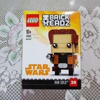 Lego Brick Headz Han Solo 41608