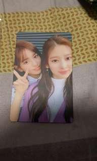 Iz*One Color Iz Photocard