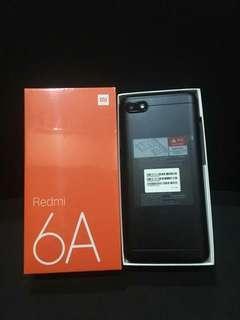 Xiaomi Redmi 6A Black MY
