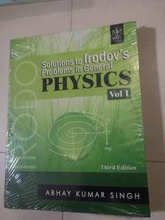 🚚 Solutions to irodov's problems in general physics volume 1