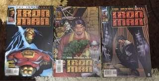 THE INVINCIBLE IRON MAN Marvel Comics