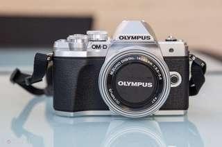 Olympus OM-D-E-M10 Mark 3
