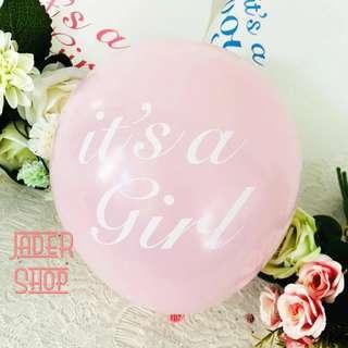 婚禮派對慶祝氣球(四式)  #新郎 #新娘 #Wedding