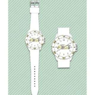 Cocacola 矽膠手錶