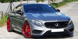 MERCEDES-BENZ S500 Coupe AMG 2015
