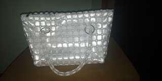 Handmade Beaded Hand Bag