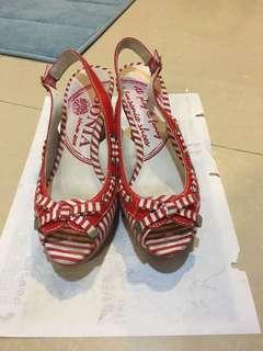 🚚 SONIA楔型鞋