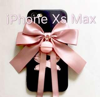 🎀Apple iPhone Xs Max Ribbon case🎀