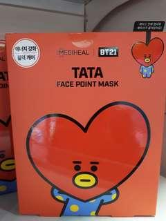 [OFFICIAL] BT21 x Mediheal Face Point Mask