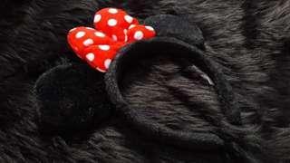 ❣️Tokyo Disney Resort Minnie Mouse Headband❣️
