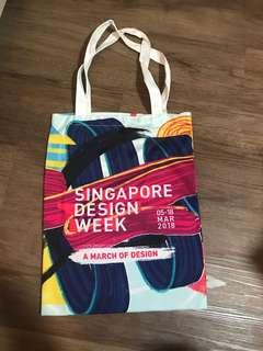 Singapore Design Week Tote Bag