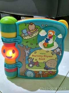 Mainan buku elektronik bayi