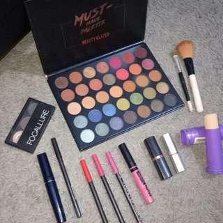 Take all make up 13 item ambil semua