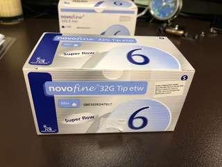 Novofine 32tip (6mm)