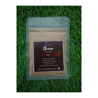 Masker organik chocolat