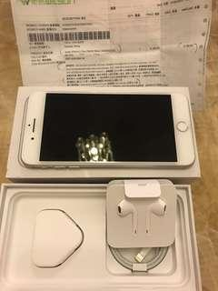 Apple iPhone 8 Plus 256gb 銀色 Silver